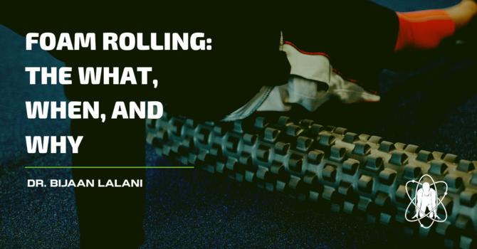 Foam Rolling image