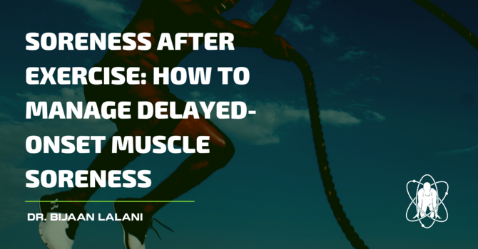 Soreness After Exercise